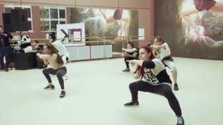 Sonya Tsvetkova-Hip hop choreo