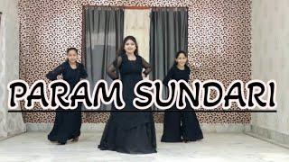 PARAM SUNDARI || KRITI SANON || MIMI ||  SHREYA GHOSHAL || @A. R. Rahman   DANCING DIVAS WITH JAYA