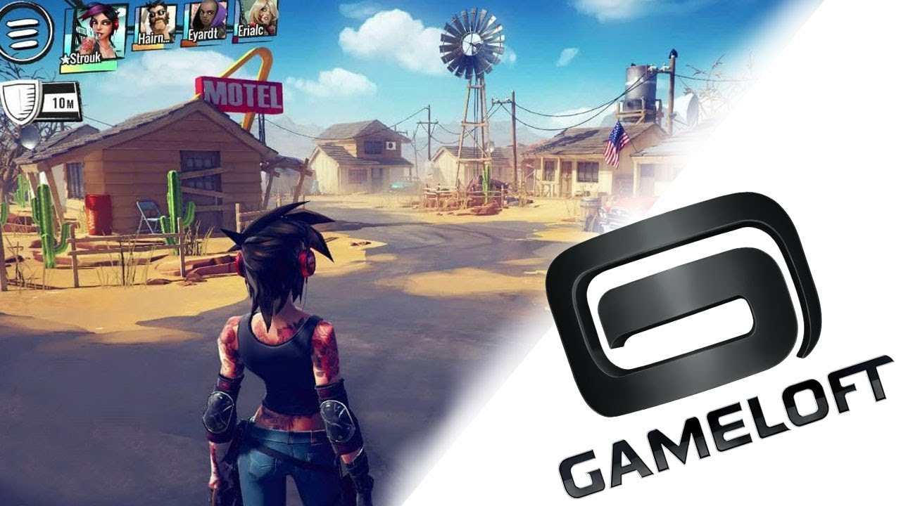 Top 10 NEW Gameloft Android Games of 2017 - YouTube