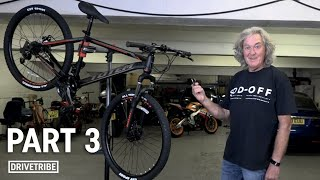 James May builds a bicycle | Part 3