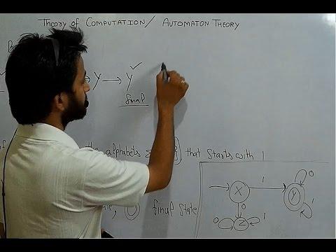 Theory of Automata # Finite Automaton (FA) Introduction # Lecture 2 # Finite Representation