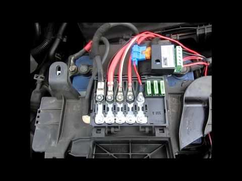 audi tt led running lights quick wiring drl youtube. Black Bedroom Furniture Sets. Home Design Ideas