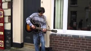 Oswestry April 2013 - Soul for rent (Original -- Acoustic) Ed Crowley