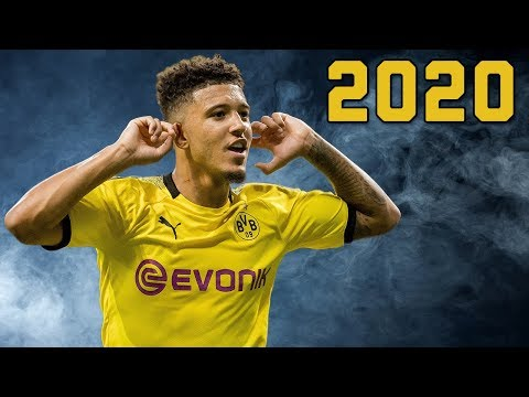 Jadon Sancho 2020 ● Skills, Goals & Assists ⚫🔶