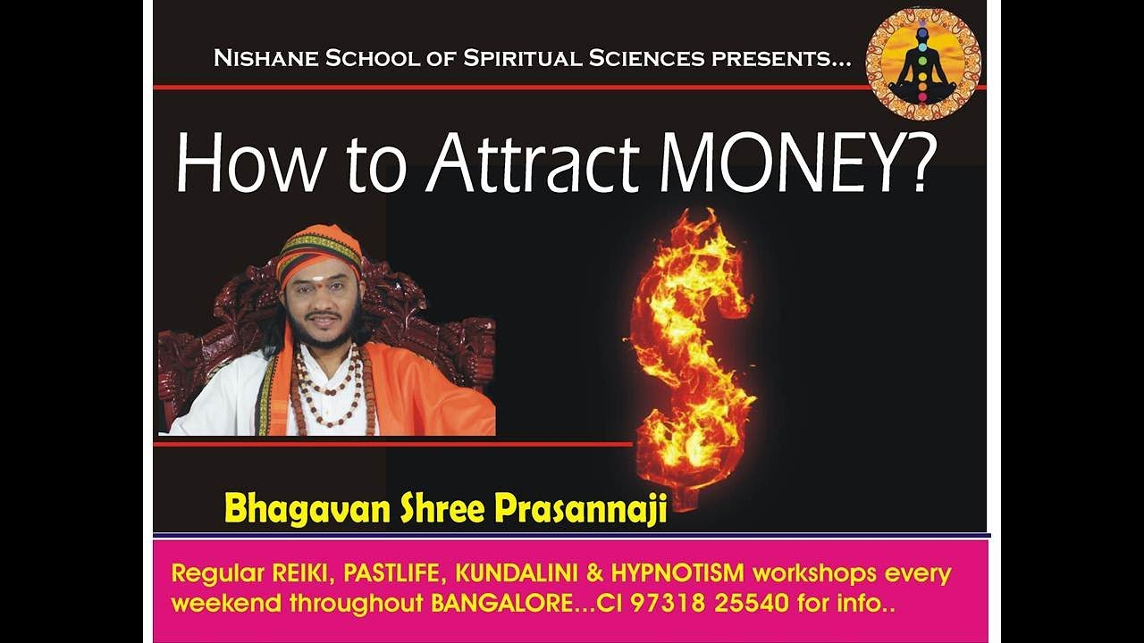 How to Attract MONEY?