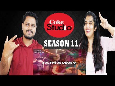Indian Reacts On Runaway, Krewella, Riaz Qadri & Ghulam Ali Qadri, Coke Studio Season 11