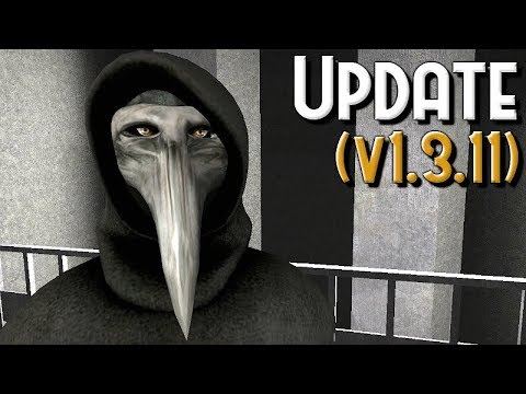 SCP Containment Breach - New Update! (v1.3.11)