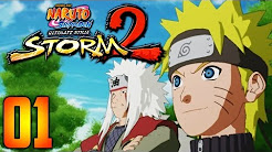 LET'S PLAY | Naruto Shippuden: Ultimate Ninja Storm 2