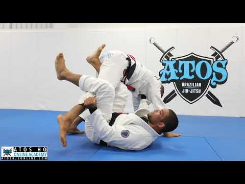 Chair Guard Sweep - Andre Galvao