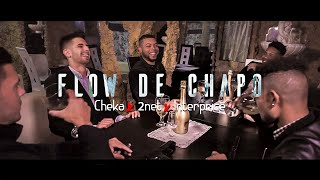 Cheka x 2net x Interprice ''FLOW CHAPO'' ( Official Video ) Prod. Doggy Records