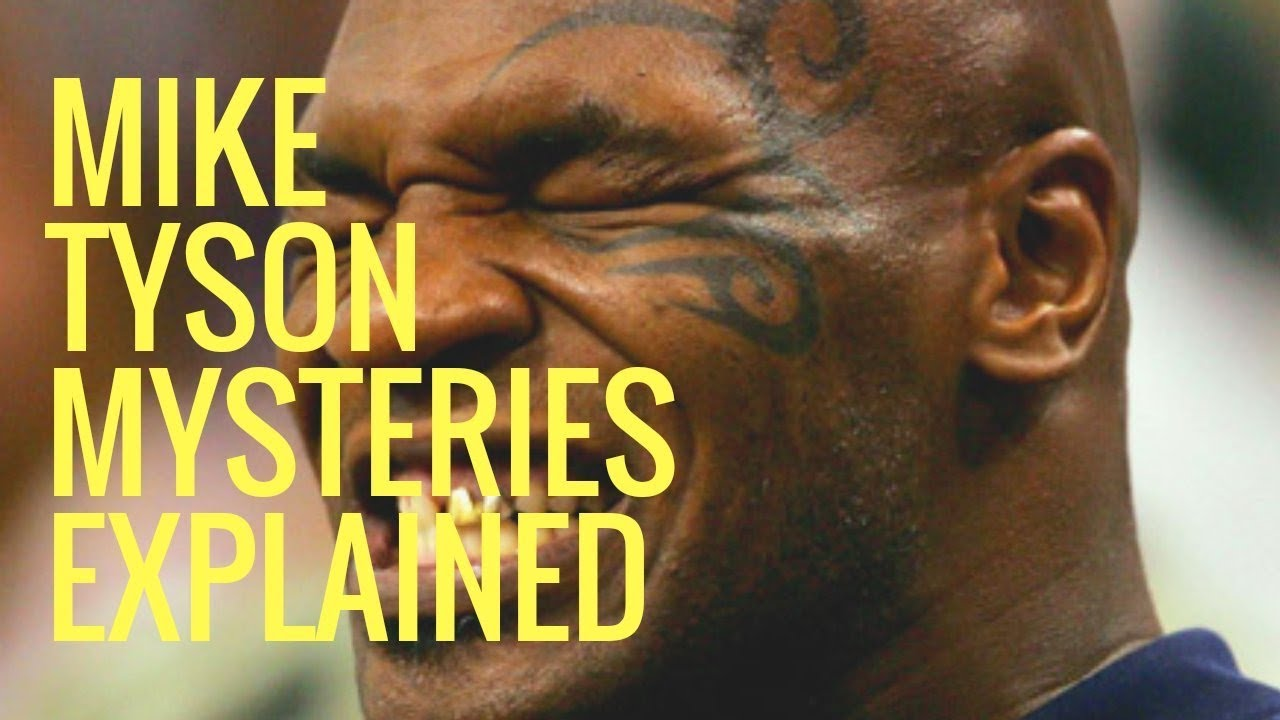 Mike Tyson Mysteries Explained