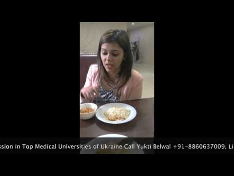 Indian Mess Facility in Ukraine University | Study MBBS in U