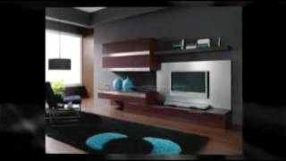 Modern Wall Units - Designer Modern Furniture