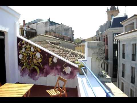 Oviedo Desde La Terraza Del Estudio De Pintura Beatriz