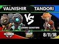 SSC 2018 Icons - Valnishir (Afi & Galu) Vs. Tandori (Raymer) - Icons: Combat Arena Losers Quarters