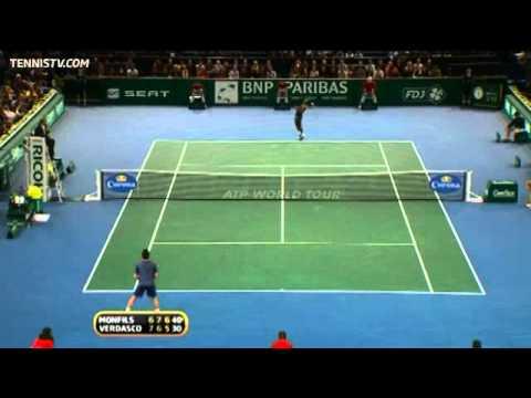 Llodra Upsets Djokovic In Paris Thursday Highlights