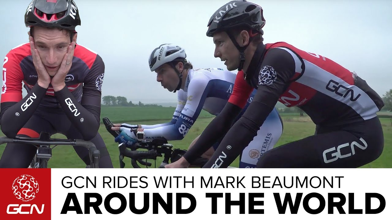 Download GCN Rides With Mark Beaumont - Around The World In 80 Days