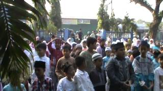 SHOLAT IED SD MUHAMMADIYAH 15 SURABAYA