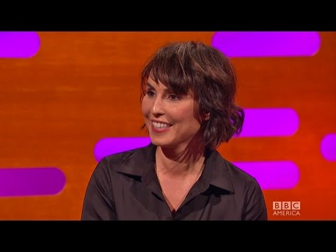 Noomi Rapace Loses Her EYEBROWS on The Graham Norton Show