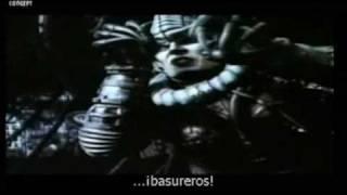 Michael Jackson - El Capitan EO (La Pelicula en español - Parte 1 - En HD y HQ)