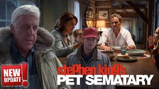BREAKING! First Look at Stephen King's Pet Sematary Reboot 2019!