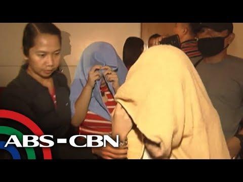 Bandila: 7 dalagitang biktima ng prostitusyon, nasagip sa Caloocan