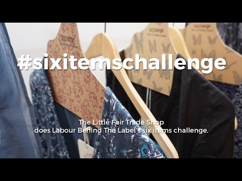 Six Items Challenge 2016 - Labour Behind The Label in URDU