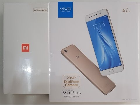 FREE XIAOMI MI6 AND VIVO V5 PLUS GIVEAWAY