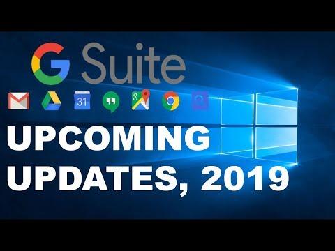 Google Hangout & Meet Upcoming Updates 2019 | Hangout Chat | Hangout Meet | Google Apps | SDW