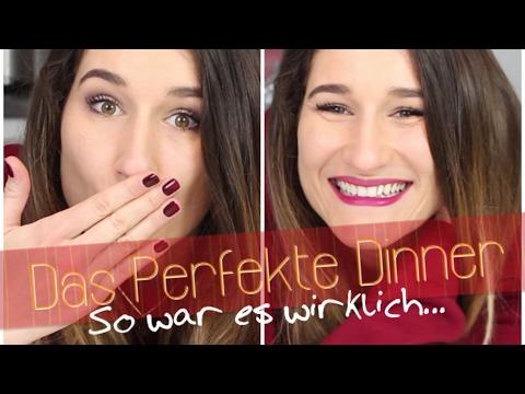 DAS PERFEKTE DINNER - SO WAR ES WIRKLICH!  | Meine Woche ♡ Melodie