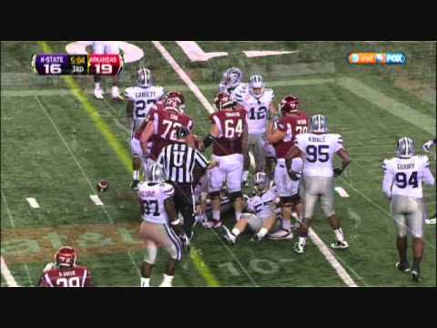 2012 Cotton Bowl (#6 Arkansas Vs. #8 Kansas State)