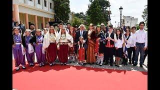 Ο Πρόεδρος της Δημοκρατίας σε Σκρα-Πολύκαστρο-Eidisis.gr webTV