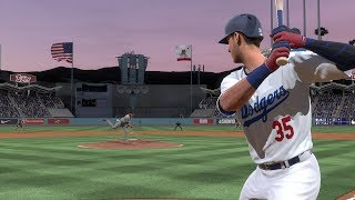 Los Angeles Dodgers vs San Francisco Giants – MLB The Show 19 Full Game 4/1/19
