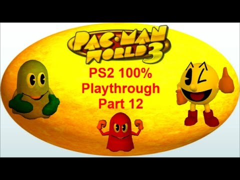 Pac Man World Ps2 Playthrough Part