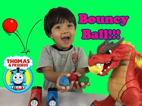 HOW TO MAKE A BOUNCY BALL Easy Science Experiments for kids