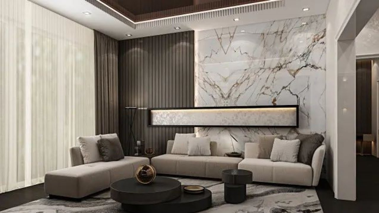 Stylish Living Room Design Ideas And Wall Decorating Ideas 2021 Youtube