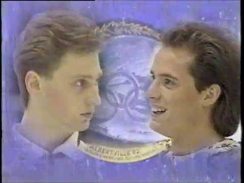 1992 Winter Olympics - Men's Figure Skating - Free Skate