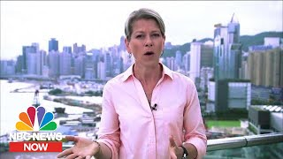 Protests And Chaos Continue In Hong Kong | NBC News Now