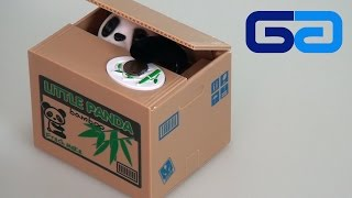 This crazy little Panda will steal your money!