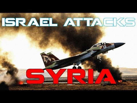 Israel Attacks Syria After Trumps UN speech  #NoBSnews