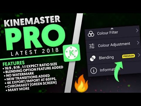 Kinemaster Mod 2019||Free Download Now !🔥🔥