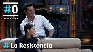 LA RESISTENCIA - Entrevista a Milena Smit y Mario Casas   #LaResistencia 13.10.2020
