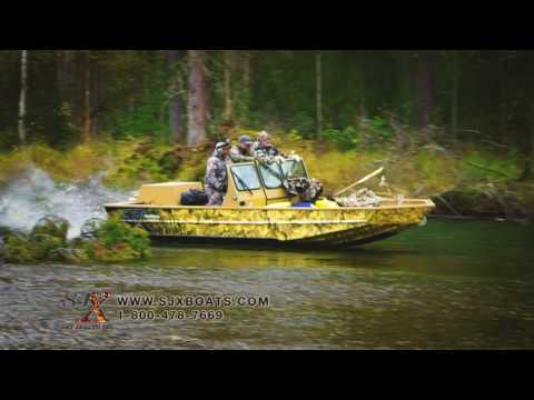 "SJX Jet Boat Commercial ""Instant Fun!, Just add a splash of Water"" SJX2170 (2017)"