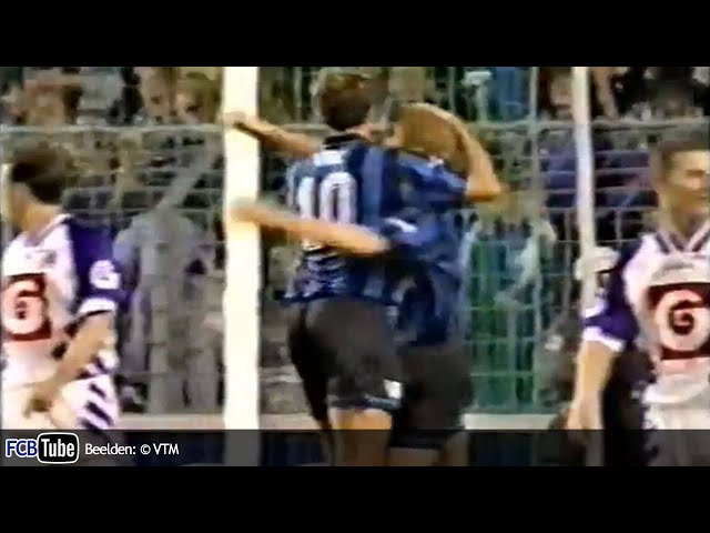 1994-1995 - Supercup - 01. RSC Anderlecht - Club Brugge 1-3