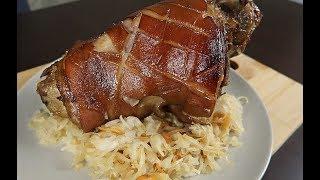 Рецепт Рулька | Свиная рулька в духовке