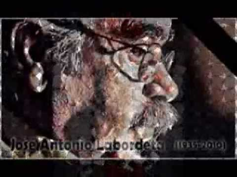 JOSÉ ANTONIO LABORDETA. 2015. UN BUEN AÑO PARA RECORDARLE