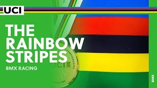 UCI World Champions: Former UCI BMX World Champions and the rainbow stripes