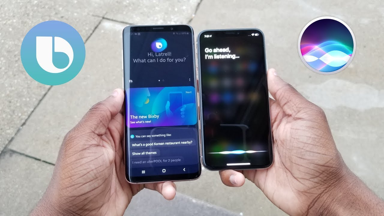 Bixby vs  Siri Comparison | Who's a Better Assistant in 2019!?