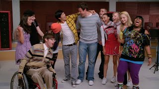 GLEE - Lean On Me (Full Performance) HD