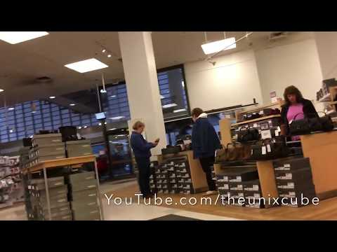 Sears Canada St Laurent Closing Tour Stores Liquidation Store Walk bankruptcy October 2017